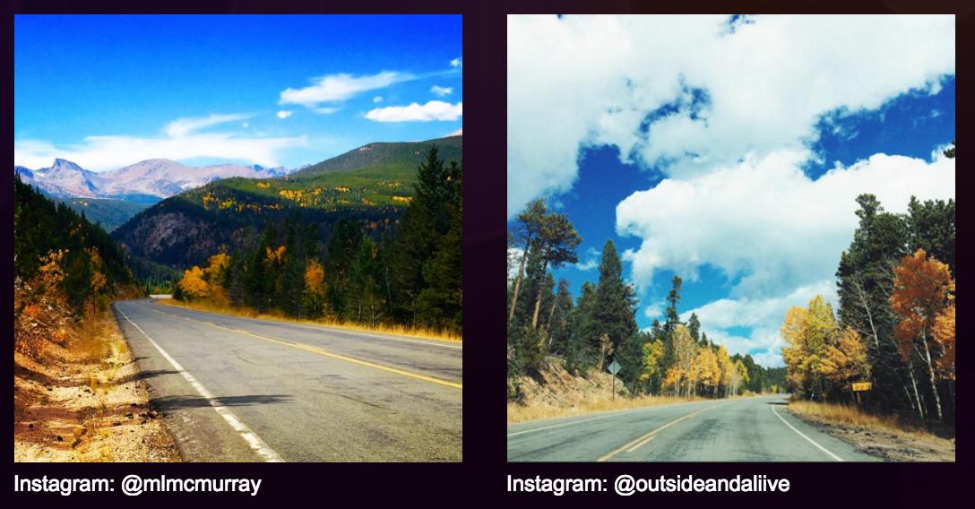 Peak to Peak Scenic Highway