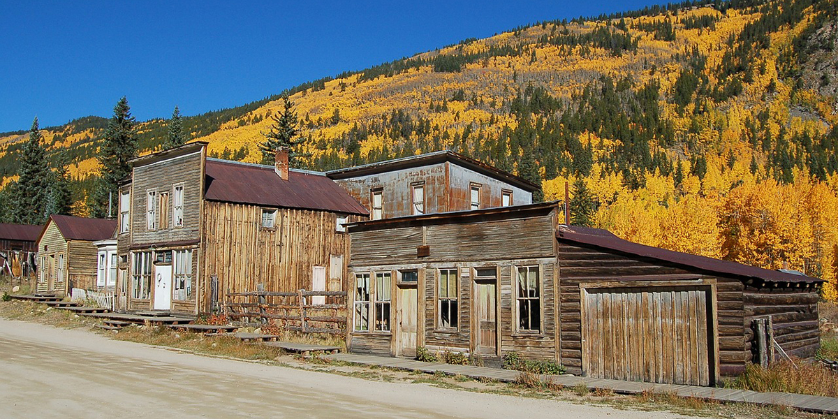 Best Colorado Ghost Towns | Things to do in Colorado