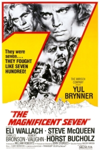 The Magnificent 7 Western Film