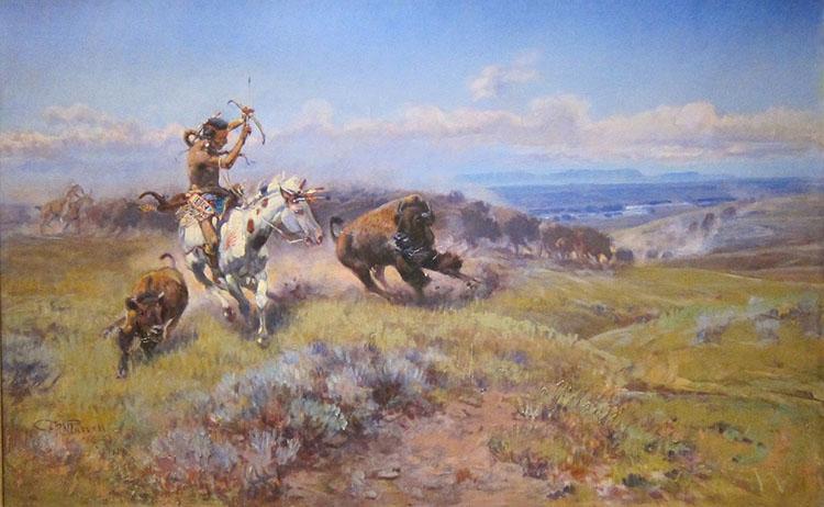 Native American Hunters