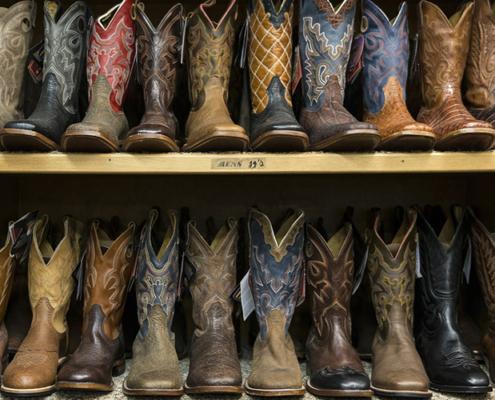 Cowboy Boot History