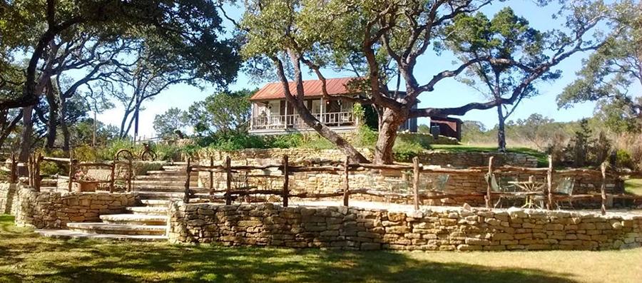 Rustic Ranch Texas