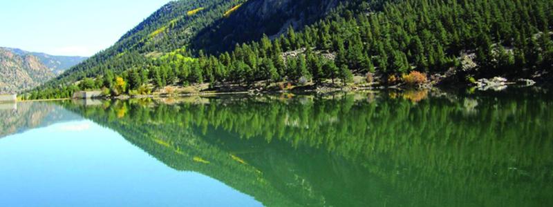 Fishing Georgetown Lake Colorado