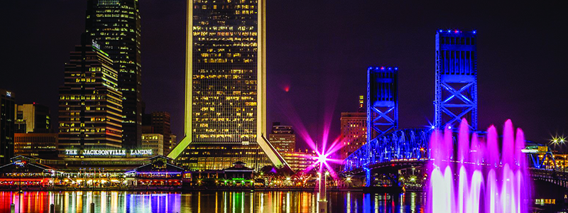 Jacksonville Country City
