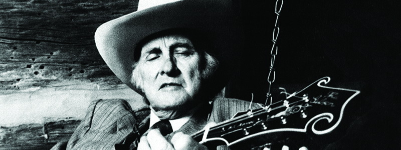 Bill Monroe Bluegrass Music