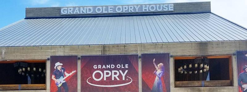 Grand Ole Opry House Venue