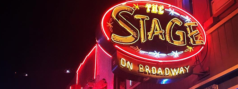 Stage on Broadway Famous Country Venue