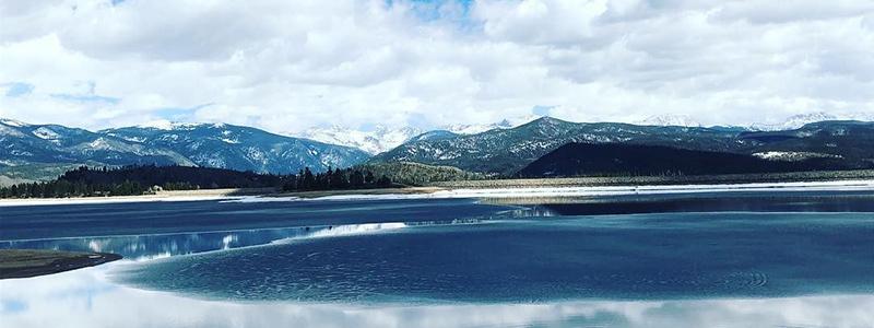 Lake Granby Colorado Boating