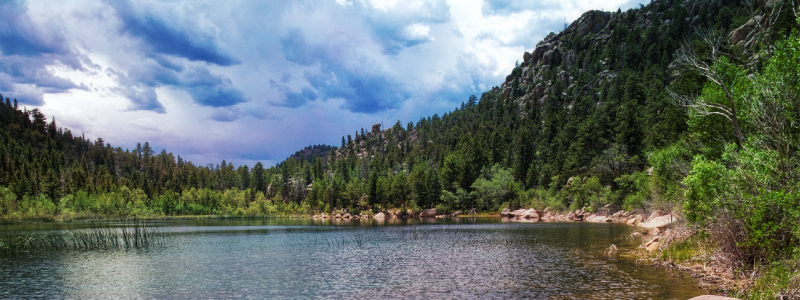 red feather lakes in colorado