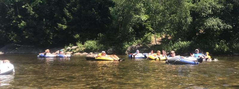 River Tubing Colorado