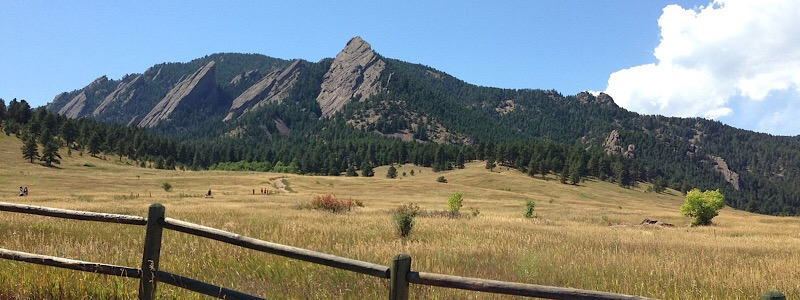 Chataqua Park Boulder