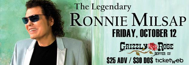 Ronnie Milsap Concert