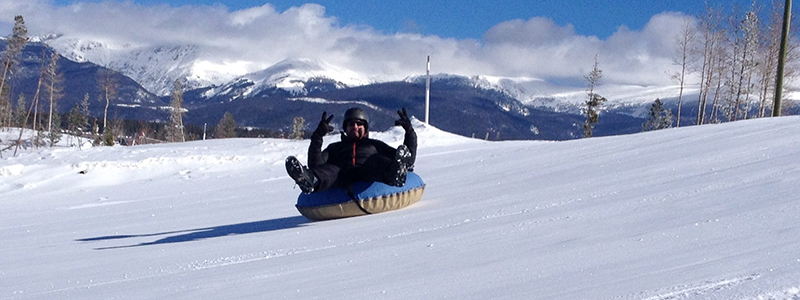 colorado snow tubing