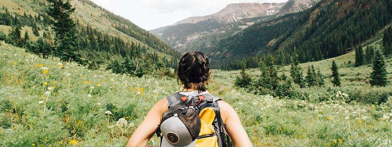 Hiking in Colorado Summer
