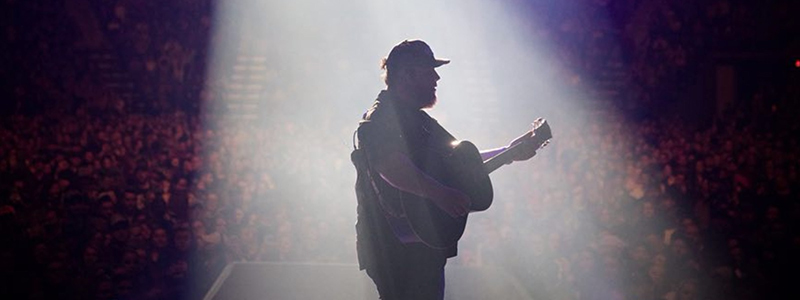 Luke Combs Rising Country Artist