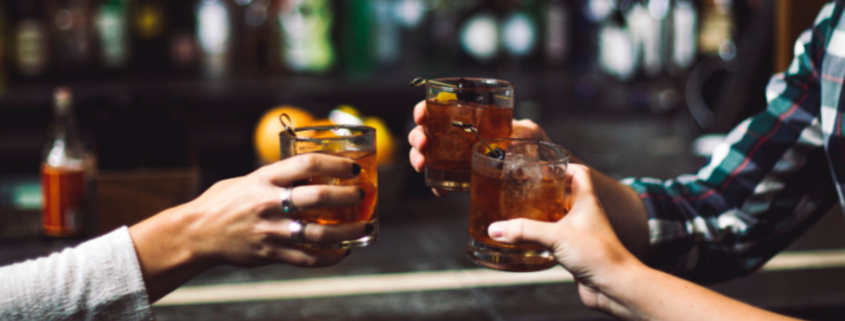 best drinks for country music