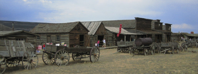 america's old wild west towns