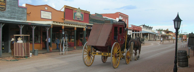 best wild west towns in america